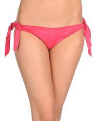 Patrizia Pepe Swim Brief - Pink