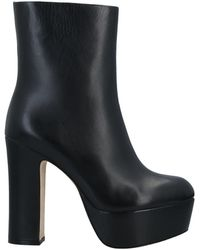 Cult Gaia Ankle Boots - Black