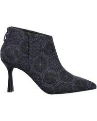 Gattinoni Ankle Boots - Blue