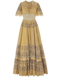 Etro Long Dress - Multicolor