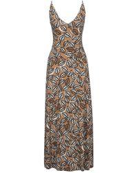 Siyu Long Dress - Natural