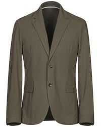 Paolo Pecora Suit Jacket - Green