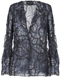 Giorgio Armani - Suit Jacket - Lyst