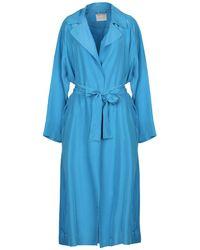 Momoní Overcoat - Blue