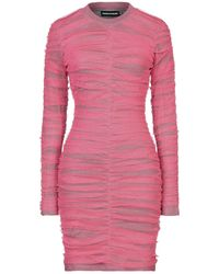 House of Holland Robe courte - Rose