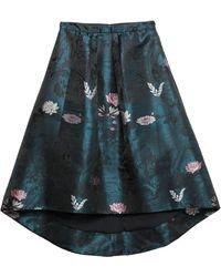 Ted Baker Midi Skirt - Black