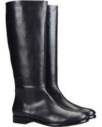 Emporio Armani - High-heeled Boots - Lyst