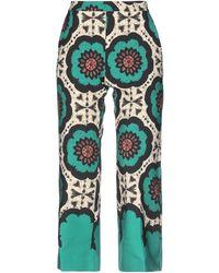 Maliparmi Pantalon - Vert