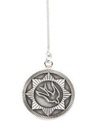 Dries Van Noten Necklace - Metallic