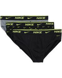 Nike Slip - Schwarz