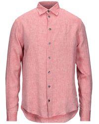 Armani Camisa - Rosa