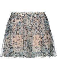 Mes Demoiselles - Mini Skirt - Lyst