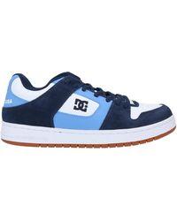 DC Shoes Low Sneakers & Tennisschuhe - Blau