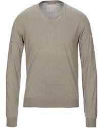 Cruciani Sweater - Gray
