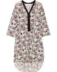 Thakoon Addition Short Dress - White