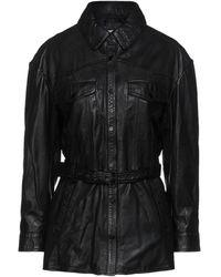 Goosecraft Overcoat - Black