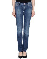 Jfour Capri jeans - Blu