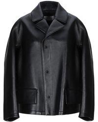 Maison Margiela Coat - Black