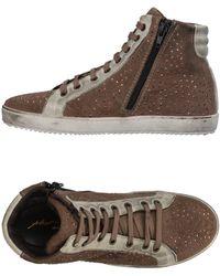 Alberto Moretti - High-tops & Sneakers - Lyst
