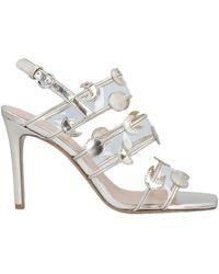 Apepazza Sandals - Metallic