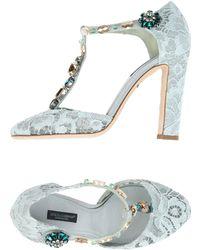 Dolce & Gabbana Court - Green