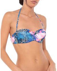 EA7 Bikini Top - Blue