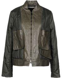 Malloni Jacket - Green