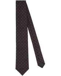 Prada Nœuds papillon et cravates - Noir