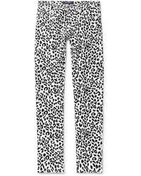 Noon Goons Denim Trousers - White