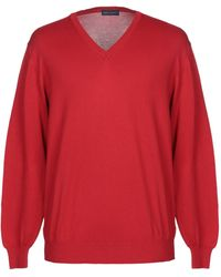 HARDY CROBB'S Jumper - Red