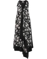 Lanvin Robe mi-longue - Noir