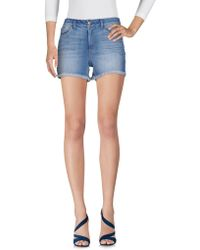 Jessica Simpson - Denim Shorts - Lyst