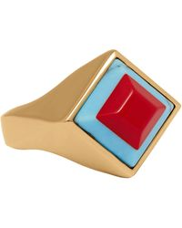 Fendi Ring - Metallic