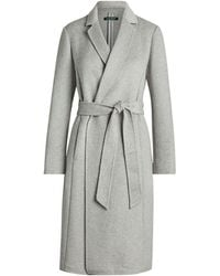 Lauren by Ralph Lauren Coat - Gray