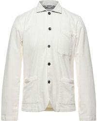 MASTRICAMICIAI Shirt - White