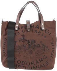 Campomaggi Handbag - Brown