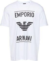 Emporio Armani T-shirt - Bianco