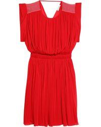 Vionnet Vestito midi - Rosso