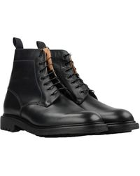 Sanders Ankle Boots - Black