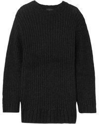 The Range Pullover - Noir