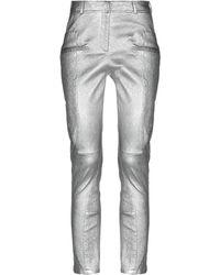 Sies Marjan Pantalon - Métallisé