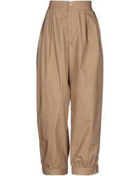 ViCOLO Casual Trousers - Natural