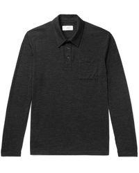 MR P. Polo Shirt - Black
