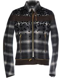 Kolor Coat - Gray