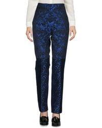 Stella McCartney Pantalon - Bleu