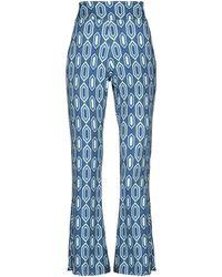 Bini Como Trouser - Blue
