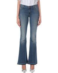J Brand Pantalones vaqueros - Azul