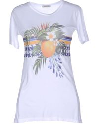 Emma Cook - T-shirt - Lyst