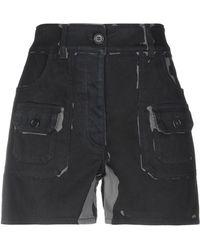 Prada Denim Shorts - Black