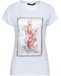 Exte T-shirts - Weiß